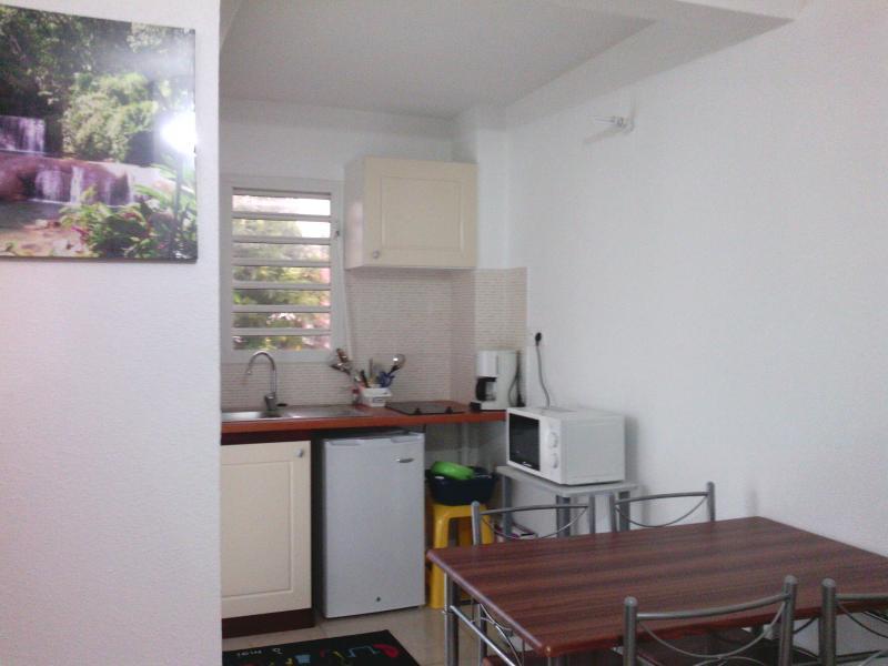 Canto cozinha Locação Estúdio 74882 Port Louis