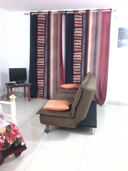 Sala de estar Locação Estúdio 74882 Port Louis
