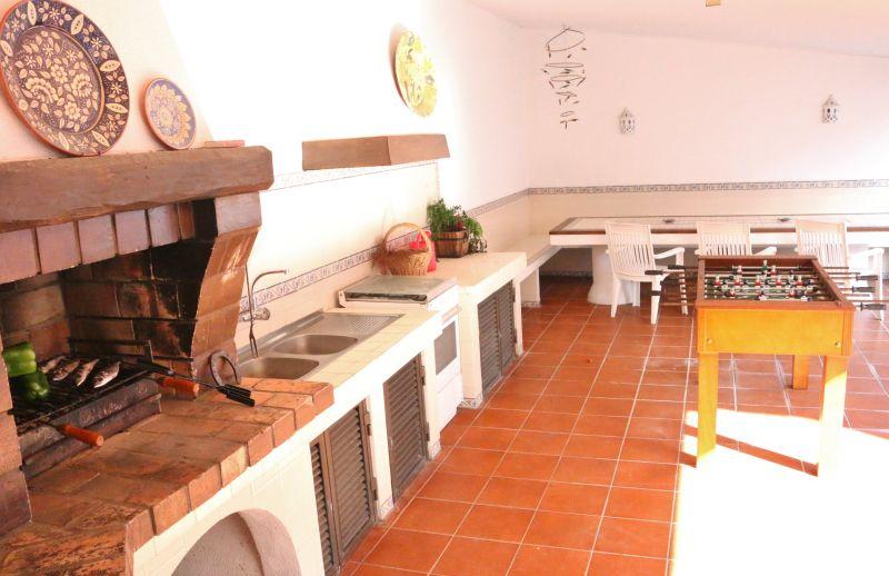 Cozinha de verão Locação Vivenda 78951 Lisboa