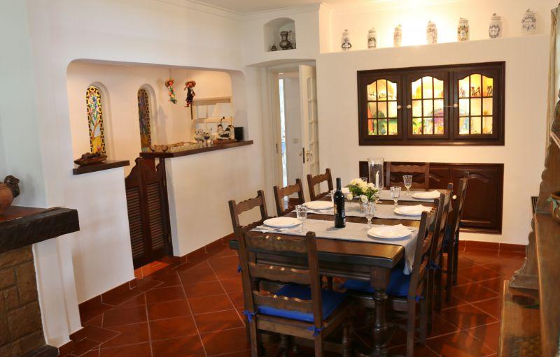 Sala de jantar Locação Vivenda 78951 Lisboa