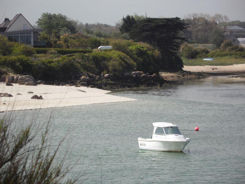 Vista dos arredores Locação Vivenda 82006 Roscoff