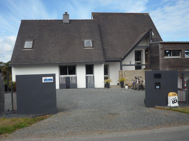 Vista exterior do alojamento Locação Vivenda 82006 Roscoff