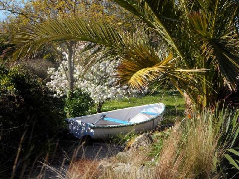 Jardim Locação Vivenda 82006 Roscoff