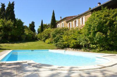 Vista exterior do alojamento Loca��o Casa de turismo rural/Casa de campo 84754 Carcassonne