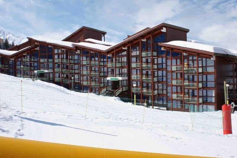 Vista exterior do alojamento Locação Apartamentos 94431 Les Arcs