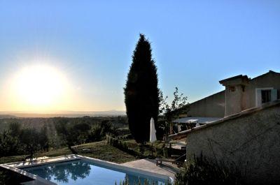 Vista desde do alojamento Loca��o Vivenda 102942 Moustiers Sainte Marie