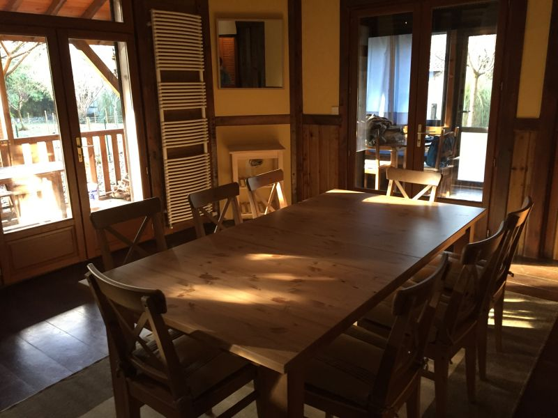 Sala de jantar Locação Moinho 104036 Léon