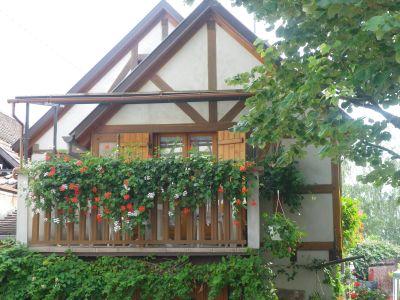 Locação Casa de turismo rural/Casa de campo 105801 Kintzheim