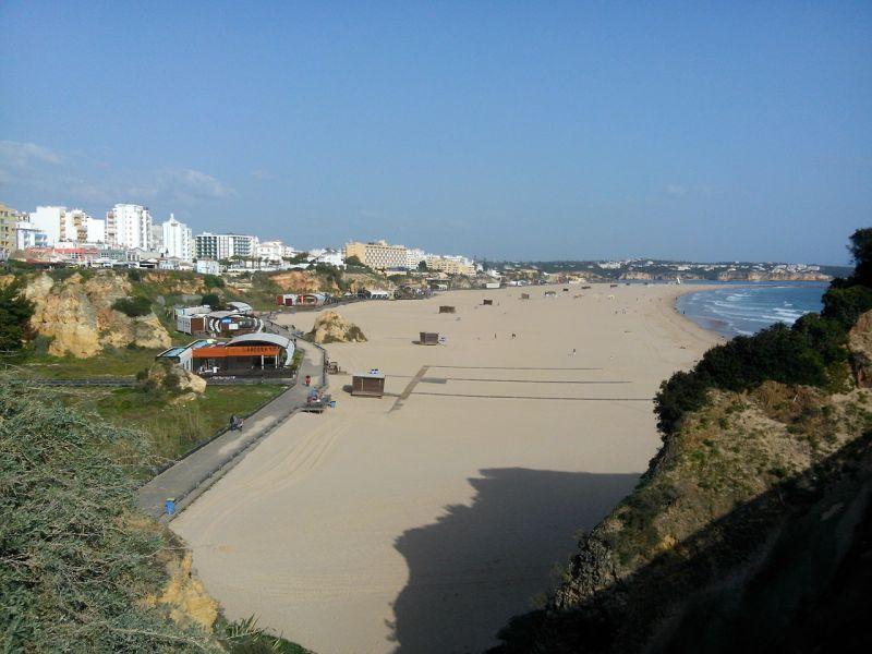 Praia Locação Apartamentos 108621 Portimão