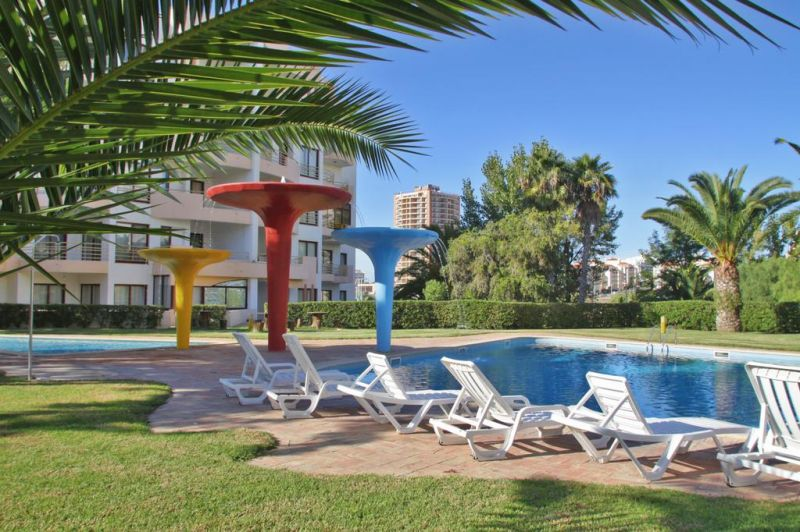 Piscina Locação Apartamentos 108621 Portimão