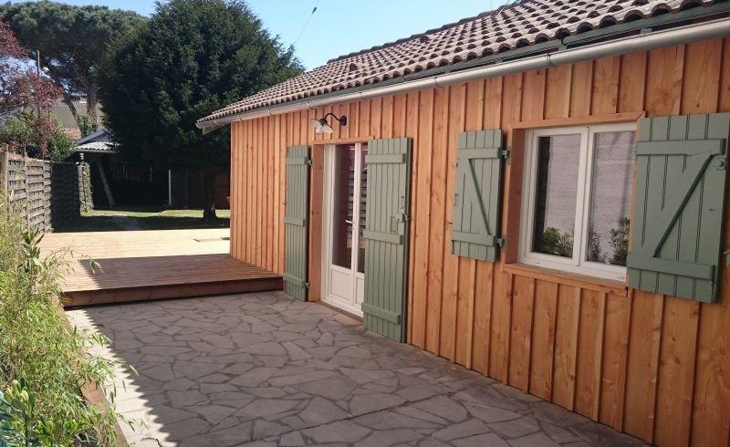 Parque de estacionamento Locação Casa de turismo rural/Casa de campo 108872 Andernos les Bains