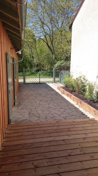 Vista desde do alojamento Locação Casa de turismo rural/Casa de campo 108872 Andernos les Bains