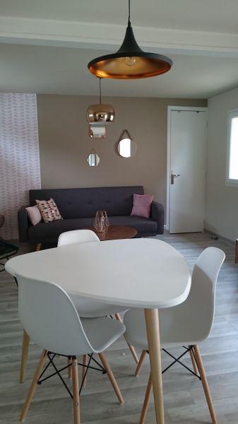 Sala de estar Locação Casa de turismo rural/Casa de campo 108872 Andernos les Bains