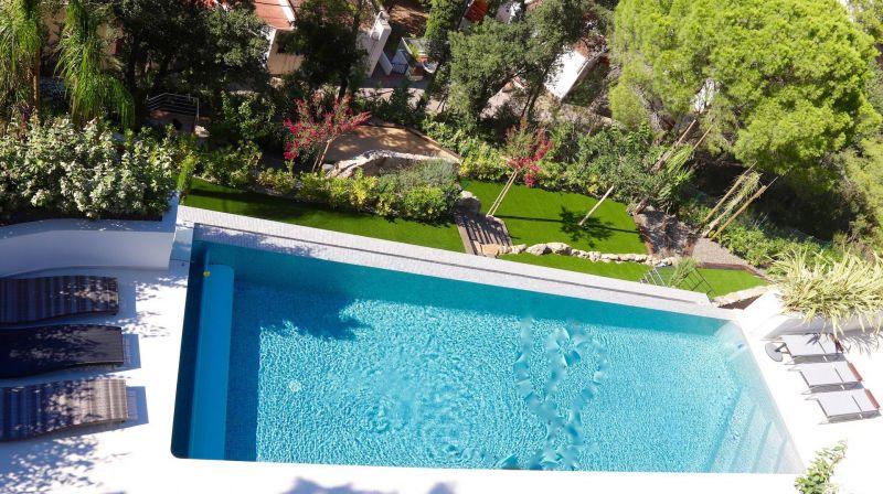 Vista do terraço Locação Apartamentos 117038 Rosas