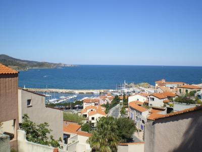 Vista do terra�o Loca��o Apartamentos 69044 Banyuls-sur-Mer