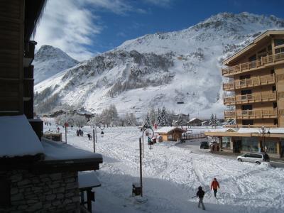 vista da varanda Loca��o Apartamentos 72988 Val d'Is�re