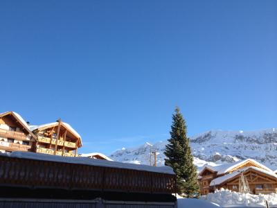 Vista desde do alojamento Loca��o Apartamentos 74134 Alpe d'Huez
