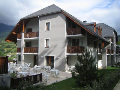 Vista do terra�o Loca��o Apartamentos 74733 Saint Lary Soulan