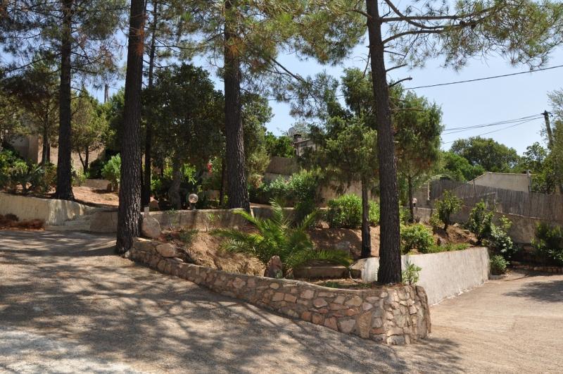 Vista desde do alojamento Locação Vivenda 79272 Porto Vecchio
