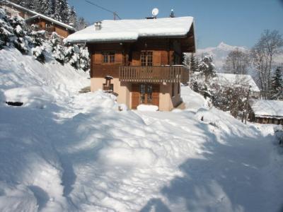 Vista exterior do alojamento Loca��o Chal� 80692 Saint Gervais Mont-Blanc