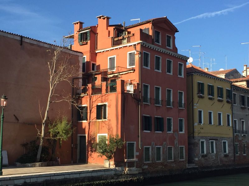 Vista exterior do alojamento Locação Apartamentos 86011 Veneza