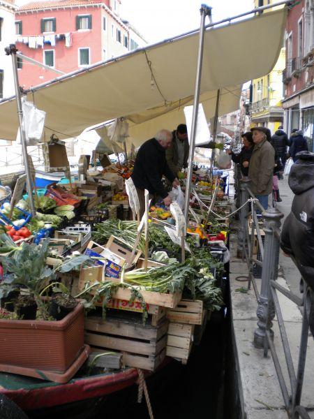 Vista dos arredores Locação Apartamentos 86011 Veneza
