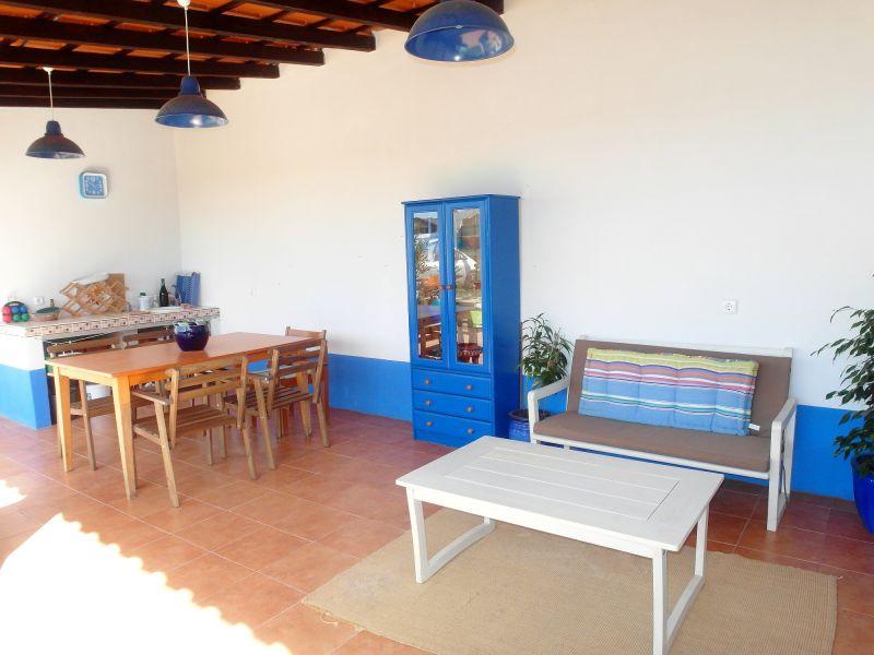 Terraço coberto Locação Estúdio 91278 Lisboa