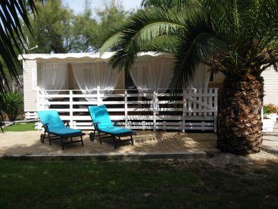 Jardim Locação Mobil Home 93121 Vias Praia