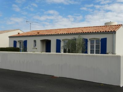 Vista exterior do alojamento Loca��o Casa 95493 La Rochelle
