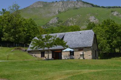 Vista exterior do alojamento Loca��o Casa de turismo rural/Casa de campo 96908 Val d'Azun
