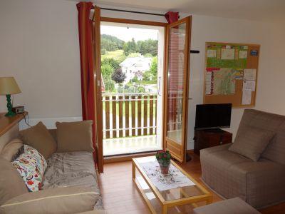 Sala de estar Loca��o Apartamentos 101393 Villard de Lans - Corren�on en Vercors