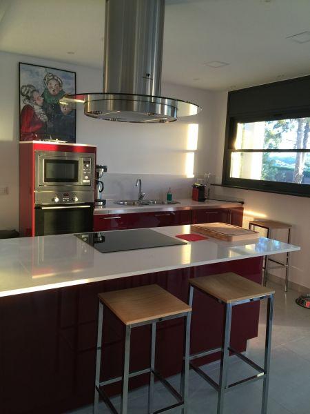 Cozinha americana Locação Vivenda 102783 Rosas