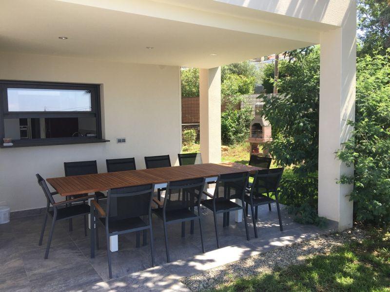 Cozinha de verão Locação Vivenda 102783 Rosas