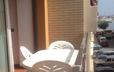 vista da varanda Loca��o Apartamentos 103244 Llan�a