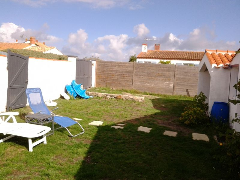 Jardim Locação Casa 111693 Noirmoutier en l'Île