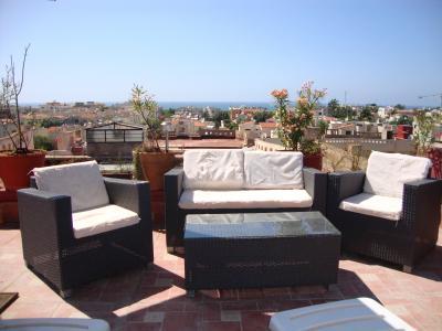 Terra�o Loca��o Apartamentos 77268 Rabat