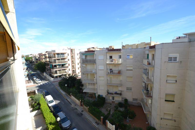 Vista do terraço Locação Apartamentos 78096 Salou