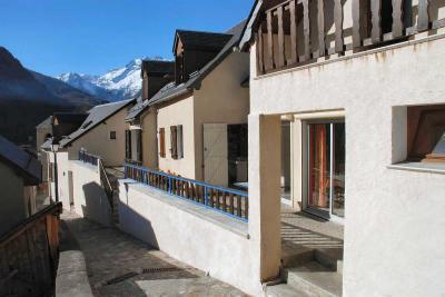 Vista exterior do alojamento Loca��o Apartamentos 78239 Luz Saint Sauveur