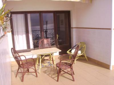 Terraço Locação Apartamentos 82679 Málaga