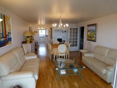 Sala de estar Locação Apartamentos 84476 Le Touquet