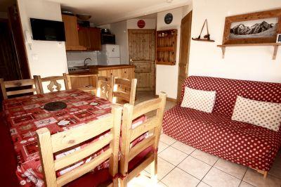Sala de estar 1 Locação Apartamentos 87190 Les 2 Alpes