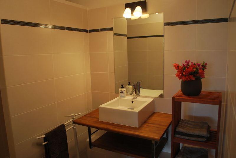 casa de banho Locação Apartamentos 90989 Saint Francois