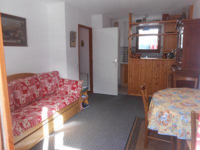 Sala de estar Loca��o Apartamentos 91043 Peisey-Vallandry