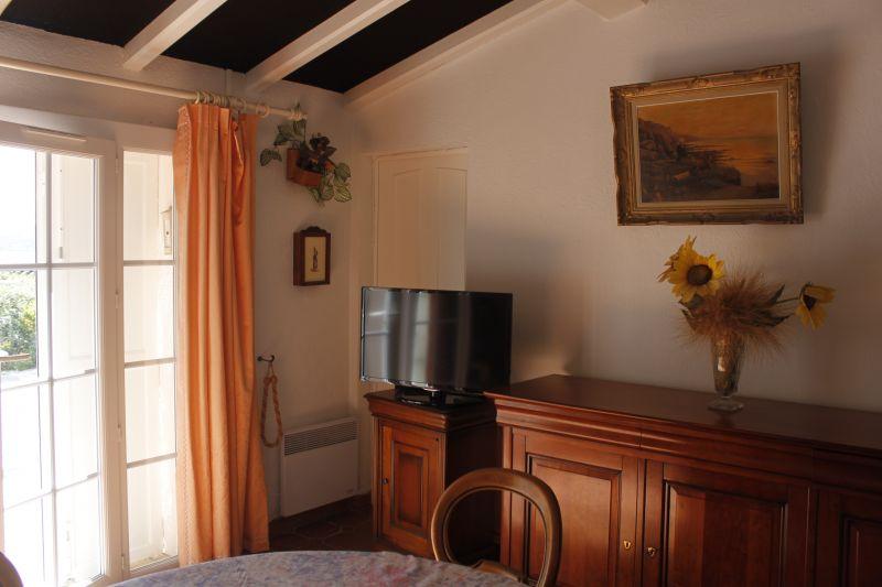Sala de estar Locação Casa 93909 Saint Tropez
