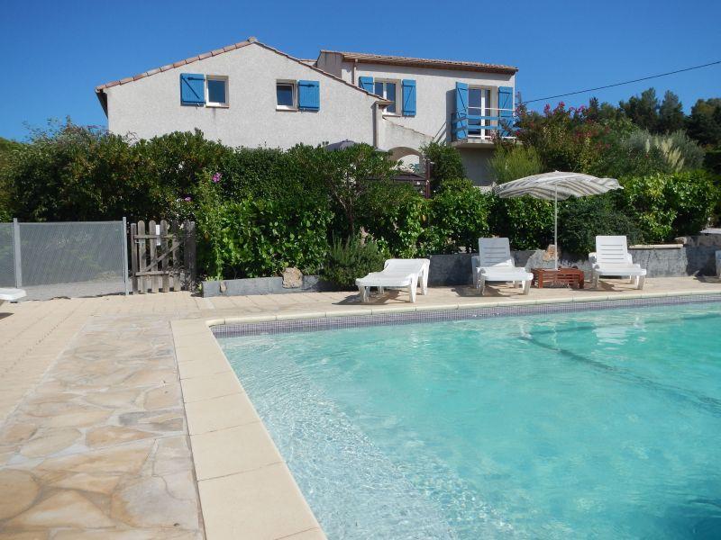 Vista exterior do alojamento Locação Casa de turismo rural/Casa de campo 101044 Salles-d'Aude