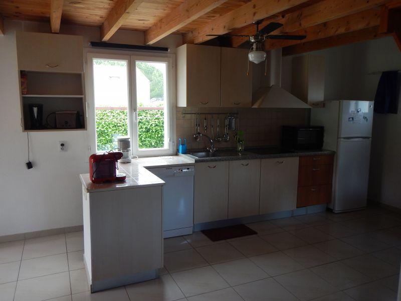 Canto cozinha Locação Casa de turismo rural/Casa de campo 101044 Salles-d'Aude