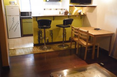 Cozinha americana Loca��o Casa de turismo rural/Casa de campo 101515 Gosier (Guadeloupe)