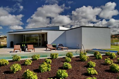 Vista exterior do alojamento Loca��o Vivenda 104007 �bidos