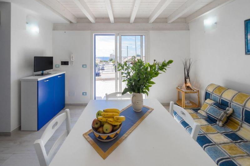 Sala de estar 1 Locação Apartamentos 104223 Santa Maria di Leuca
