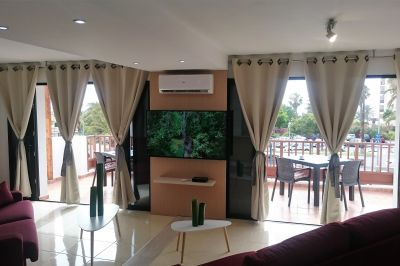 Sala de estar Locação Apartamentos 111248 Playa de las Américas